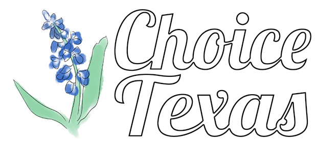Choice: Texas Logo (Square)